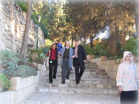 В Гефсиманской обители