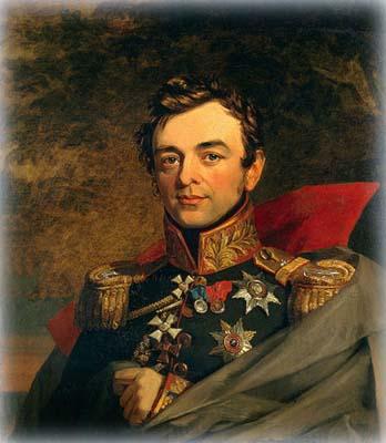 Генерал от кавалерии И.Ф. Паскевич