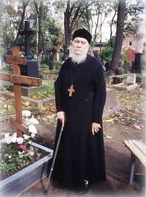 Протоиерей Александр Киселев