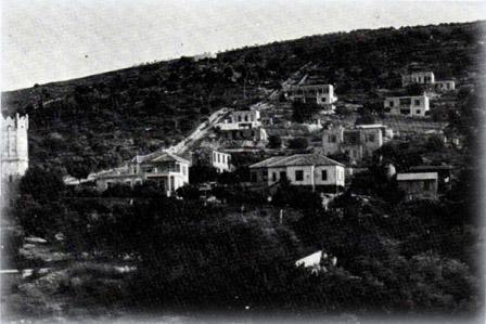 Хайфа. Гора Кармил