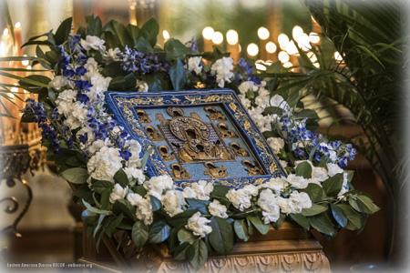 Курско-Коренная икона Божией Матери