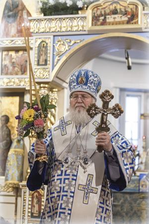 Первоиерарх Русской Зарубежной Церкви митрополит Восточно-Американский Иларион