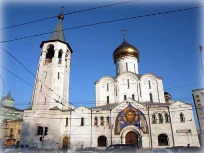 Тверская община. Церковь святителя Николая