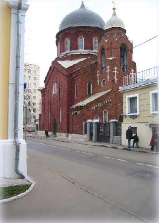 Община РДЦ. Церковь Покрова Пресвятой Богородицы
