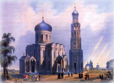 Всехсвятский единоверческий монастырь. Собор