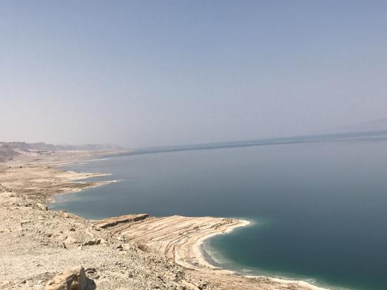 Мертвое море. © Фото Павла Платонова. 19 июля 2017