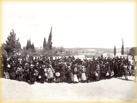 Караван русских православных поклонников готов к паломничеству по Святым Местам