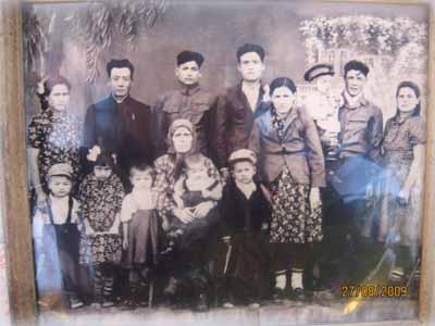 Прорусская бабушка. Фото Ольги Курто