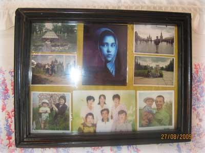 Лина Васильевна и ее семья