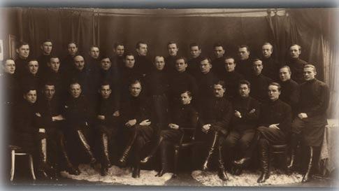 Германия 1925 год. © Фото из личной коллекции протоиерея Андрея Дьяконова Санкт-Петербург