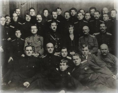 Лемнос 1921 год. © Фото из личной коллекции протоиерея Андрея Дьяконова Санкт-Петербург