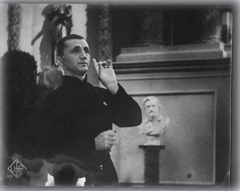 С.А.Жаров. 1937 г. Германия. © Фото из личной коллекции протоиерея Андрея Дьяконова Санкт-Петербург