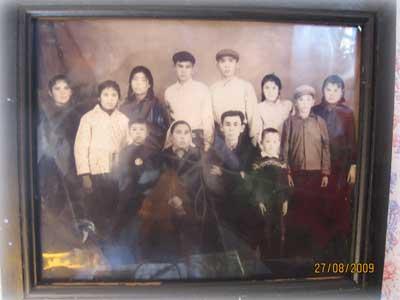 Лина, Иван и дети