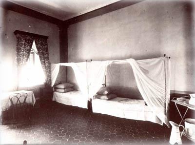 Комната II класса на Сергиевском подворье