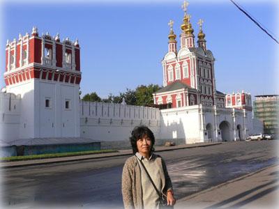 Японская паломница Мария в России