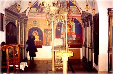 Храм во имя св.Симеона Богоприимца в Катамонах в Иерусалиме