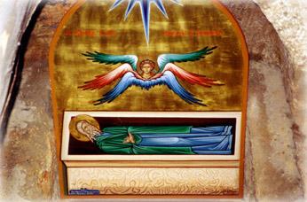 Гробница св.Симеона Богоприимца на месте его дома в Иерусалиме