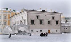 Здание Грановитой палаты