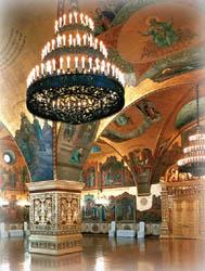 Зал Грановитой палаты