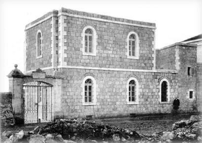 Вениаминовское подворье в 19-м веке
